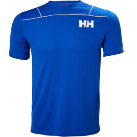 Helly Hansen M's Lifa Active Light SS Shirt Olympian Blue